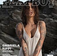 Gabriela Rippi nua (Playboy Brasil 2017)