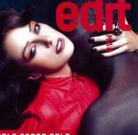 Helena Coelho sensual em revista