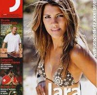 Lara Afonso despida (Revista J 2009)