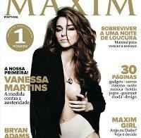 Vanessa Martins despida (Maxim 2012)