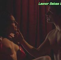 As mamas de Leonor Seixas topless (2010)