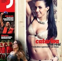 Catarina Vila Real despida (Revista J 2014)