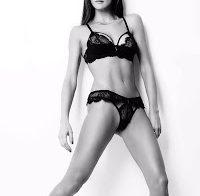 Helena Costa de lingerie (Playboy Fevereiro 2017)