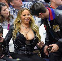 Nipslip de Mariah Carey