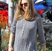 Amanda Seyfried está super-grávida
