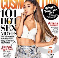 """Ariana Grande sobre o feminismo: """"É possível ser-se forte e simpática"""""""