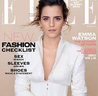 """Emma Watson sobre ser vista como feminista:""""Sei que tenho um longo caminho pela frente"""""""