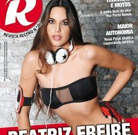 Beatriz Freire despida (Revista R 2017)