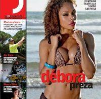 Débora Preza despida (Revista J 2009)