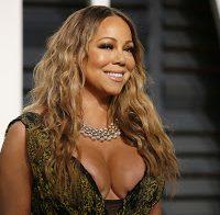 Nipple Slip de Mariah Carey (2017)