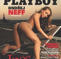 Ines nua na Playboy checa