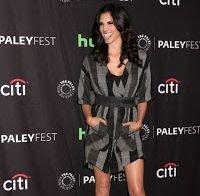 Daniela Ruah com vestido muito sexy
