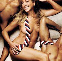 Jennifer Aniston despida (compilação de fotos)