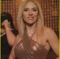 Scarlett Johansson faz de Ivanka Trump