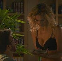 Andreia Teles de lingerie (2017)