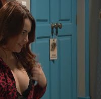 Ana Guiomar de lingerie (2017)