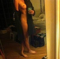 Brie Larson nua na internet