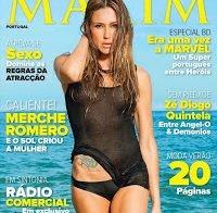 Merche Romero despida (Maxim 2012)