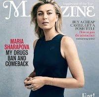 Maria Sharapova fala sobre doping