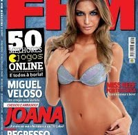 Joana Freitas despida (FHM 2007)