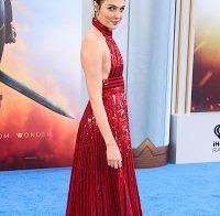 Gal Gadot ganhou pela sua sensualidade na estreia de Wonder Woman