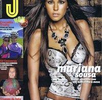 Mariana Sousa despida (Revista J 2014)