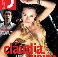 Recordando Cláudia Vieira em 2007 (Revista J)