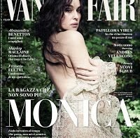 Monica Bellucci sexy na Vanity Fair