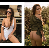 Fotos de Marie Brethenoux nua (Playboy 2017)