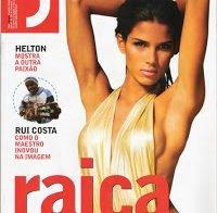 Raica Oliveira na Revista J em 2006 (ex-namorada de Ronaldo)