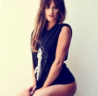 As grandes curvas da Lea Michele