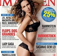 Lúcia Garcia de lingerie (Maxmen 2009)