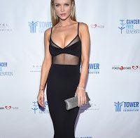 Joanna Krupa sexy em evento de angariação