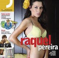 Raquel Pereira despida (Revista J 2009)