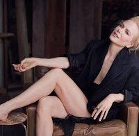 """Nicole Kidman: """"Keith e eu nunca enviamos mensagens. Nós ligamos, somos da velha escola."""""""