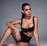 Georgina Rodriguez estreia-se como modelo (namorada de Cristiano Ronaldo)