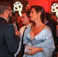 Mais mamilos de famosas portuguesas nos Emmy Awards 2017