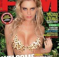 Filipa de Castro sensual (FHM 2009)