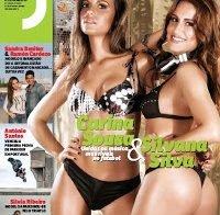 Carina Sousa e Silvana Silva (Revista J 2013)