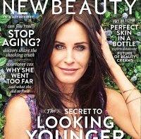 """Courteney Cox: """"Eu sou tão natural quanto posso ser."""""""
