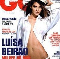 Luísa Beirão despida (GQ 2007)