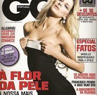 As mamas de Flor topless (GQ 2009)
