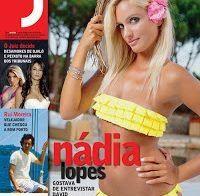 Nádia Lopes despida (Revista J 2009)