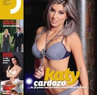 Katy Cardoso despida na Revista J (2011)