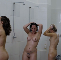"Actrizes nuas no filme ""Fátima"" (2017)"