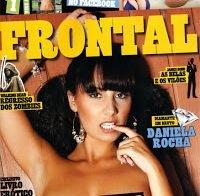 Daniela Rocha nua (Frontal Mag 2012)
