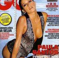 Mamas de Paula Santos topless (GQ 2009)