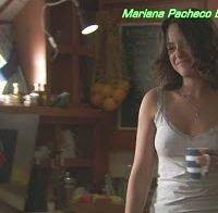 Os mamilos de Mariana Pacheco em nova novela (2017)