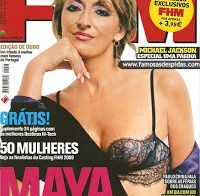 Recordando Maya despida (FHM 2009)