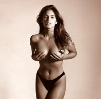 Cindy Crawford nua (Playboy 1988)